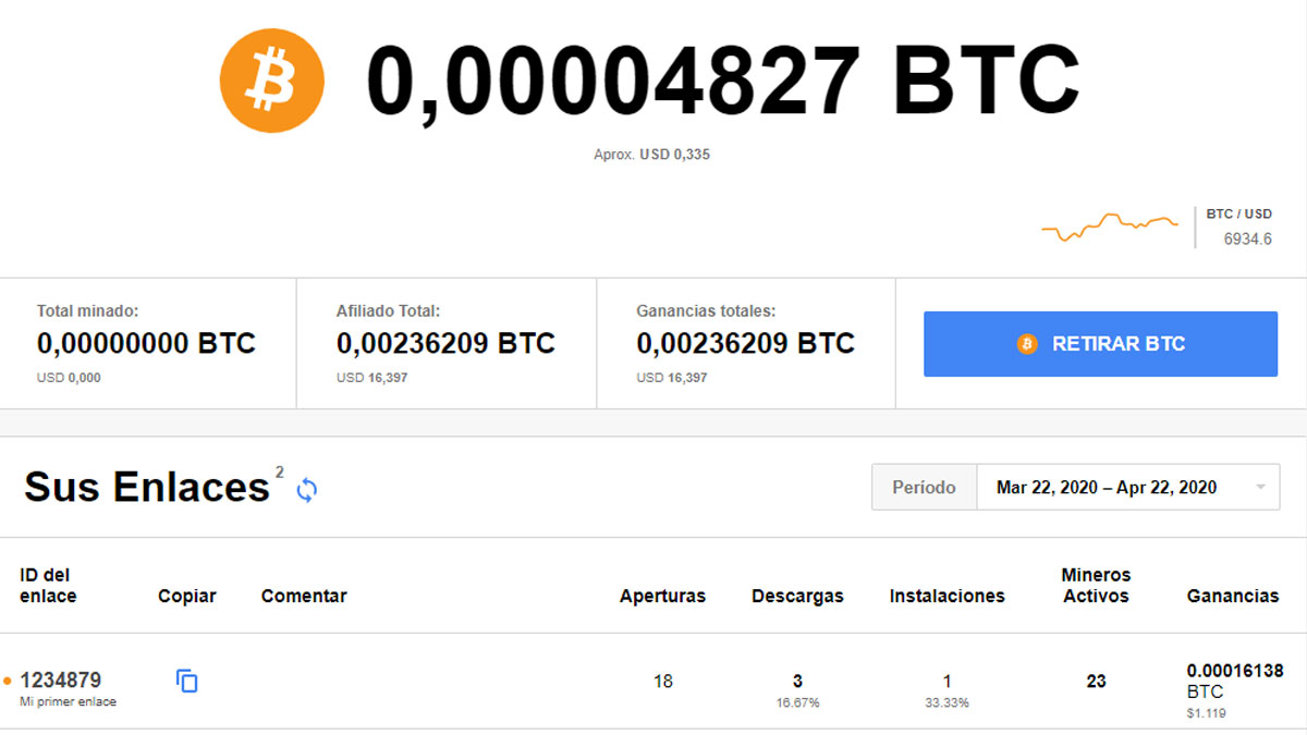 Navegador CryptoTab